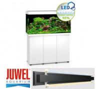 Juwel Aquariumkombination Rio 350 -LED- SBX mit Schrank - weiß