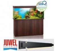 Juwel Aquariumkombination Rio 450 -LED- SBX mit Schrank - dunkles Holz
