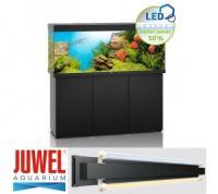 Juwel Aquariumkombination Rio 450 -LED- SBX mit Schrank - schwarz