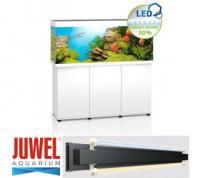 Juwel Aquariumkombination Rio 450 -LED- SBX mit Schrank - weiß