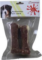 Corwex Kauknochen mit Lamm 10cm Hundesnack