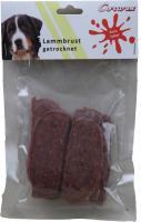 Corwex Lammbrust getrocknet 70g Hundesnack