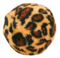 TRIXIE Spielbälle mit Leopardenmuster ø 4 cm