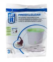 catit Ersatzfilter für Trinkbrunnen 3 Liter