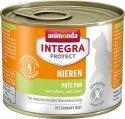 Animonda Cat Integra Protect Niere, 6 x 200g - Pute